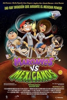 Marcianos vs mexicanos