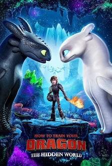 Cómo entrenar a tu dragón 3: ¡El mundo oculto!