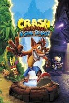 Crash Bandicoot Remastered Collection