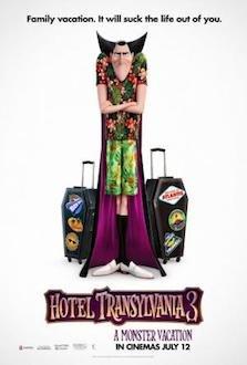 Hotel Transilvania 3: Monstruos de vacaciones