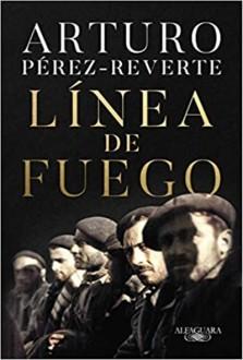 Línea de fuego ePub y PDF - Tierra Geek Libros